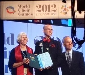 2012 World Choir Games